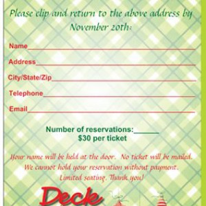 FOT 2015 luncheon invite - reservation card