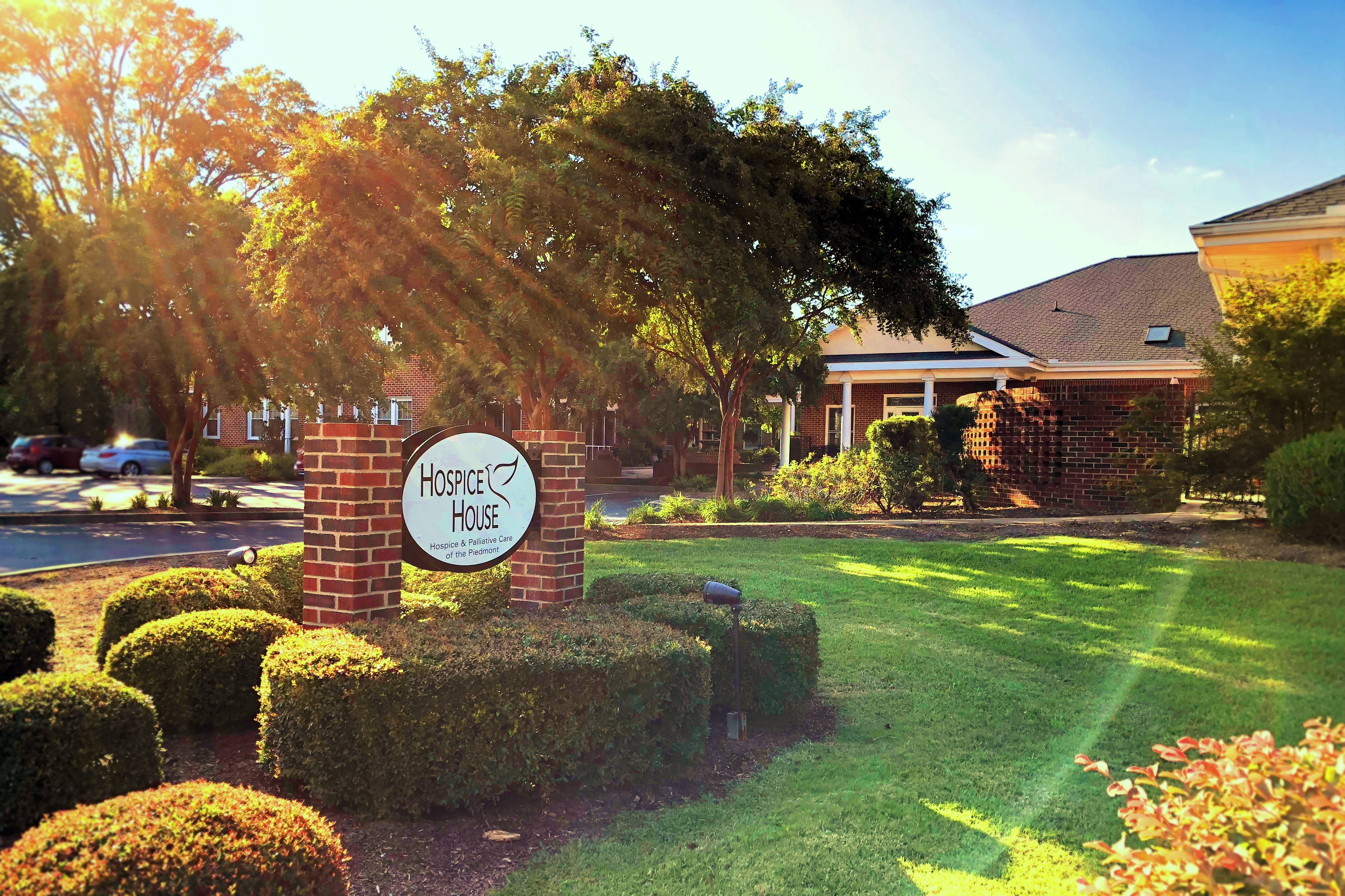 Hospice House – Hospice and Palliative Care of the Piedmont